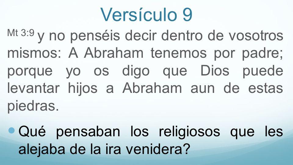 Versículo 9