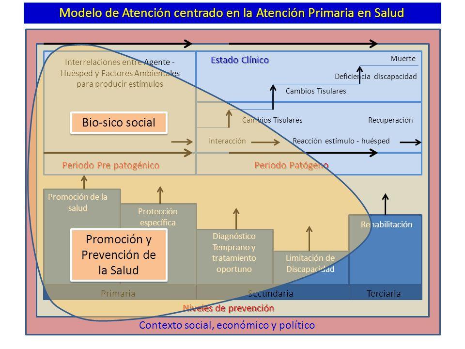 Modelo de Atención centrado en la Atención Primaria en Salud