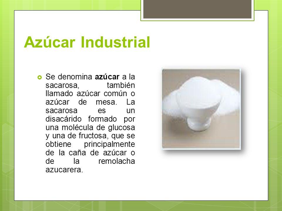 Azúcar Industrial