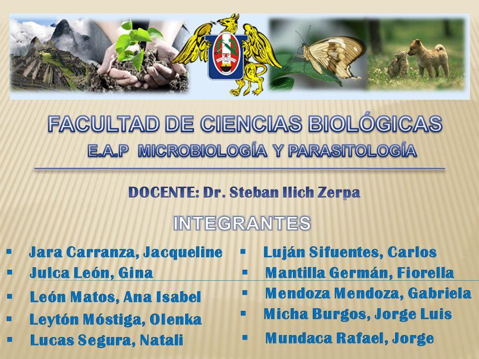 FACULTAD DE CIENCIAS BIOLÓGICAS