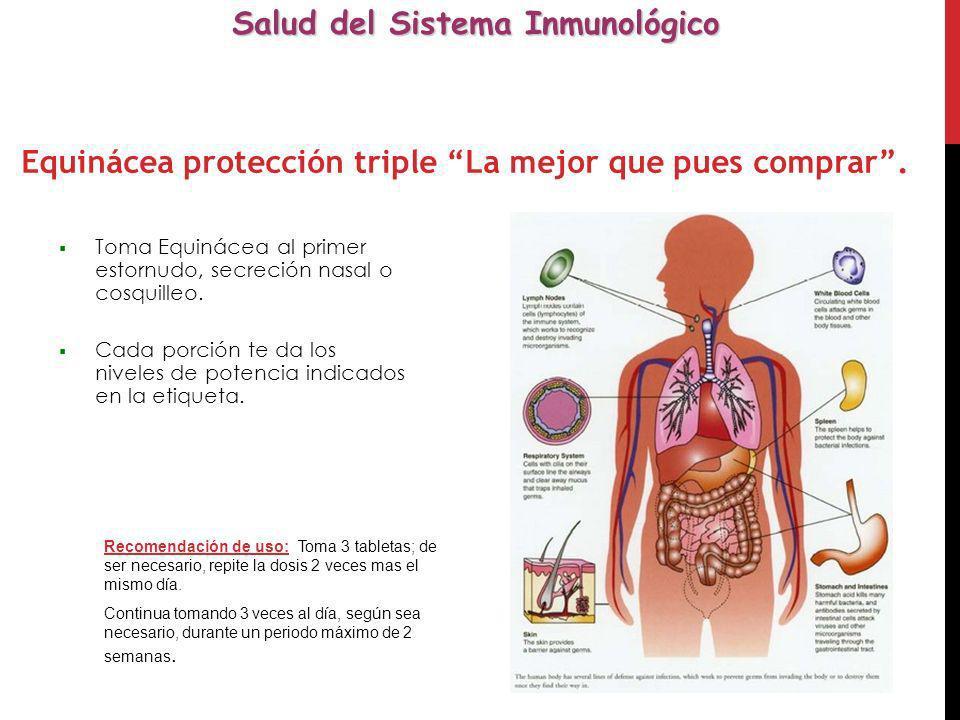 Salud del Sistema Inmunológico