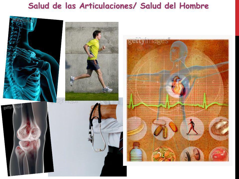 Salud de las Articulaciones/ Salud del Hombre