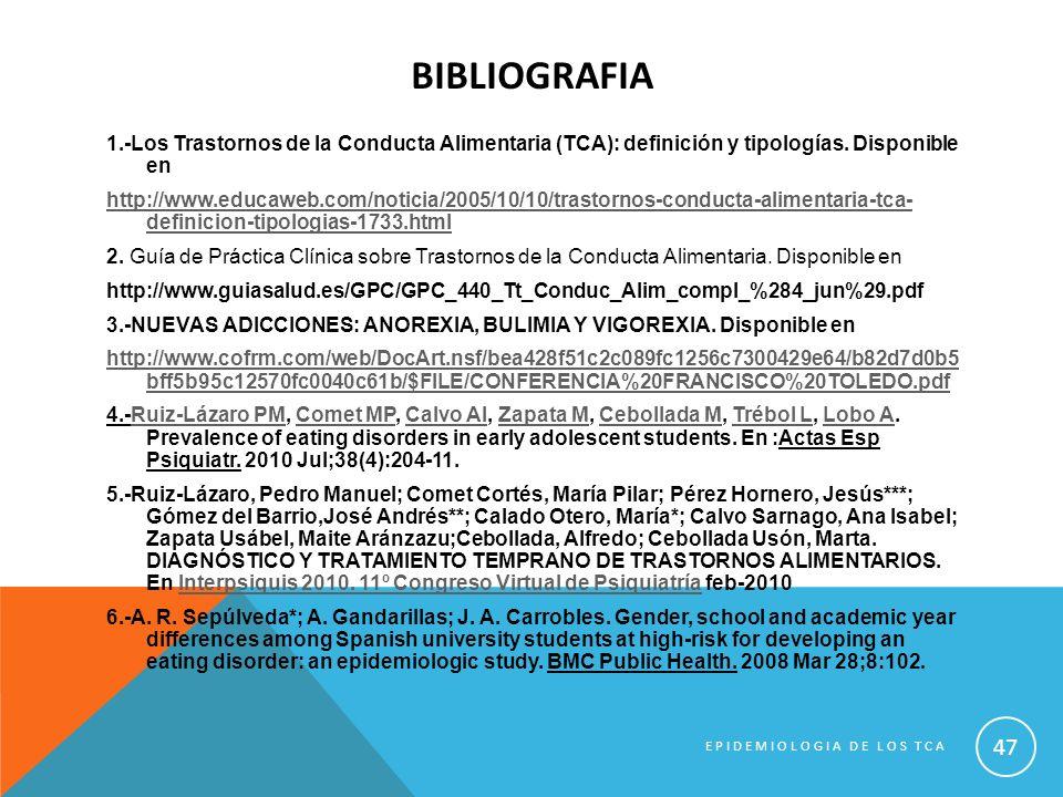 BIBLIOGRAFIA
