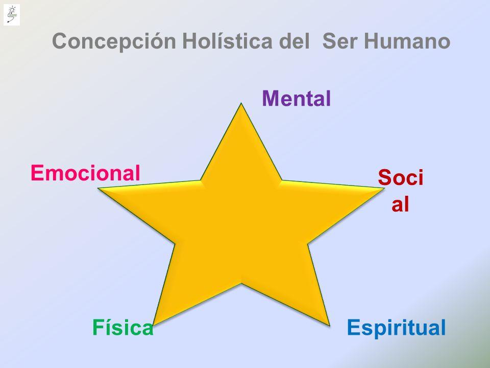 Concepción Holística del Ser Humano