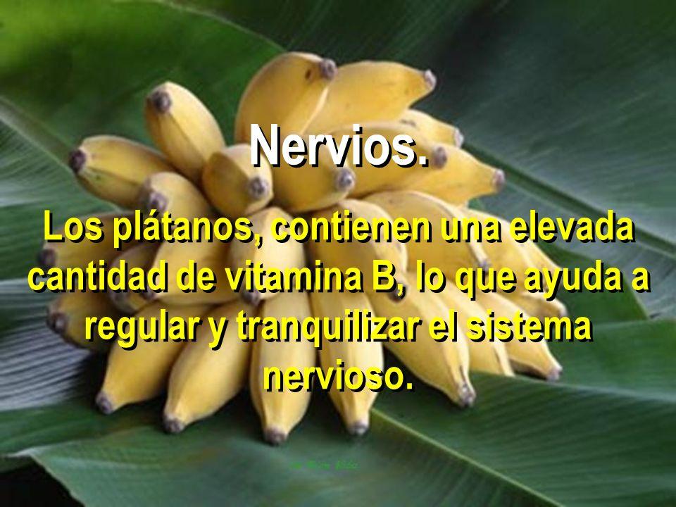 Nervios.
