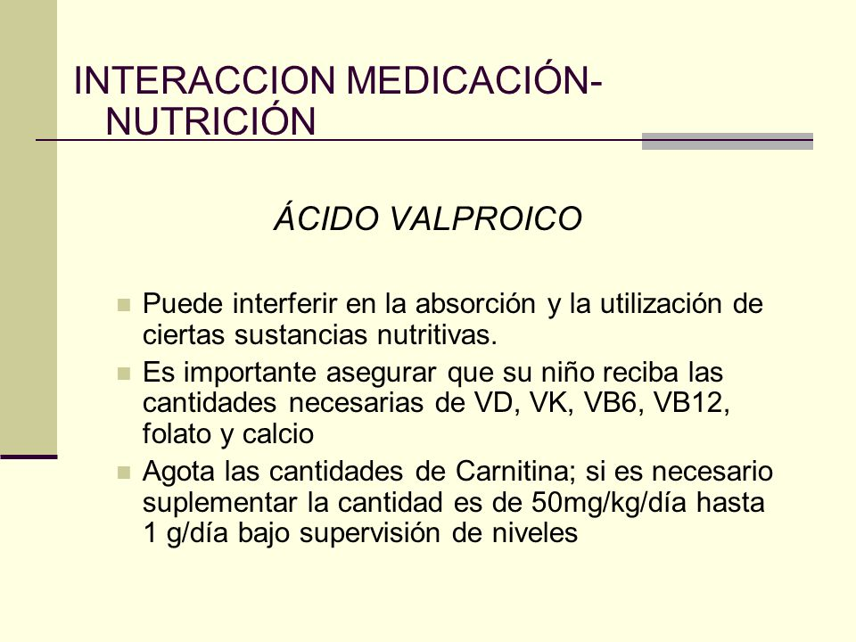INTERACCION MEDICACIÓN-NUTRICIÓN