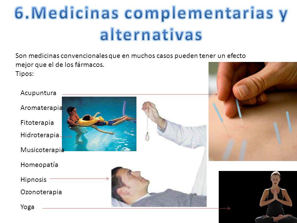 6.Medicinas complementarias y alternativas
