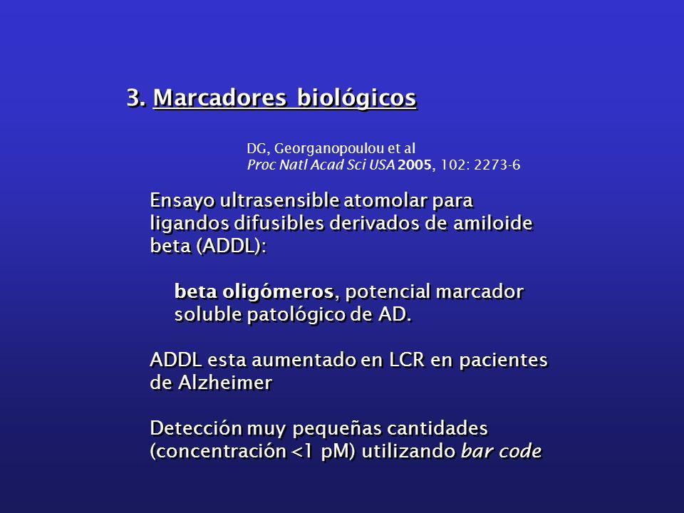 3. Marcadores biológicos