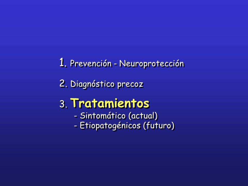 1. Prevención - Neuroprotección