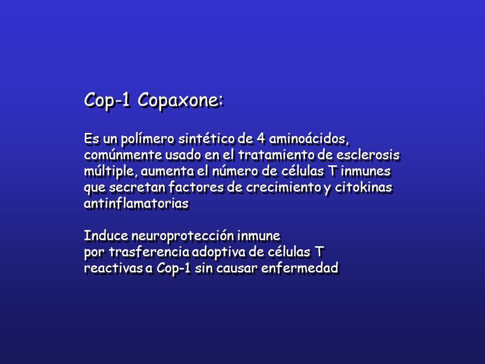 Cop-1 Copaxone: