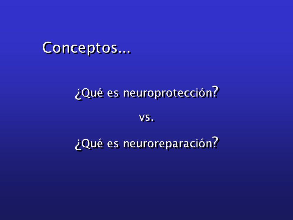 ¿Qué es neuroprotección