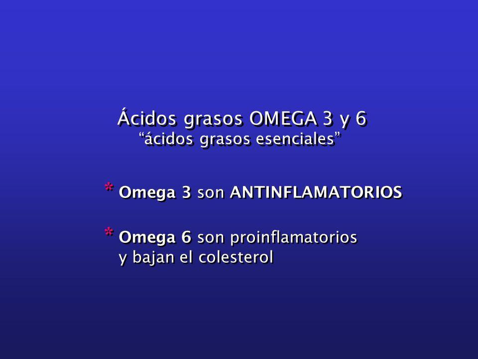 ácidos grasos esenciales