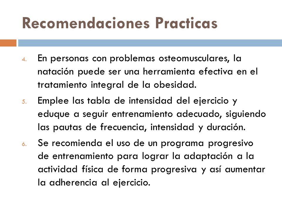 Recomendaciones Practicas