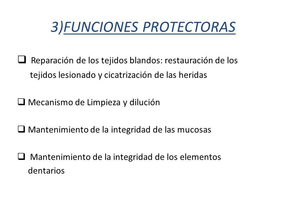 3)FUNCIONES PROTECTORAS