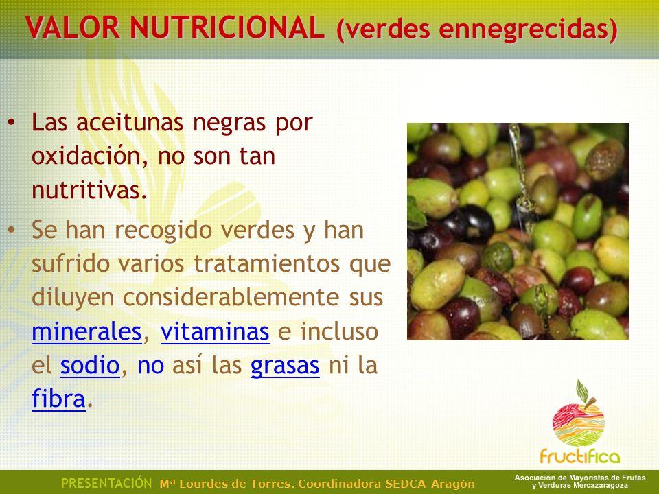 VALOR NUTRICIONAL (verdes ennegrecidas)