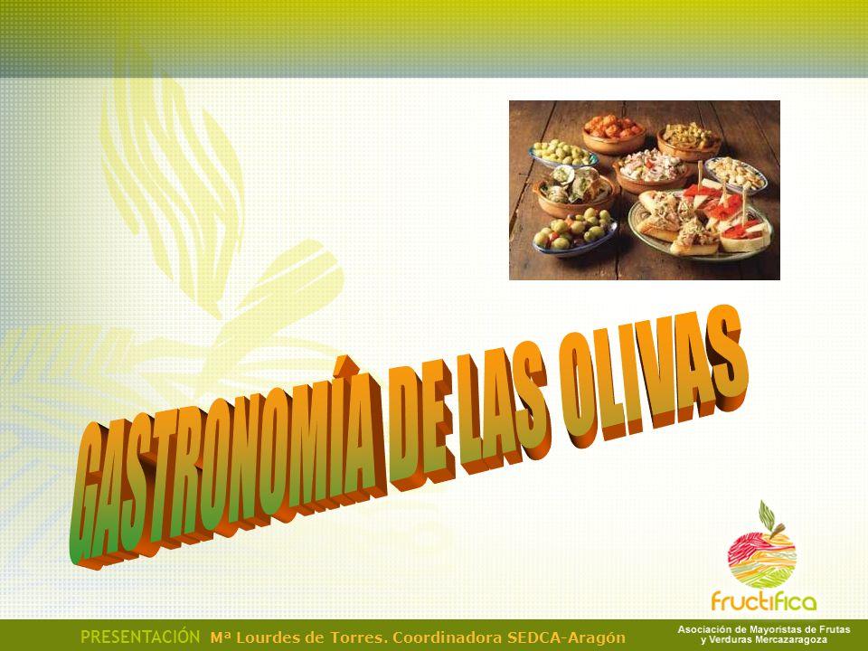 GASTRONOMÍA DE LAS OLIVAS