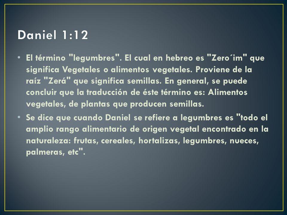 Daniel 1:12