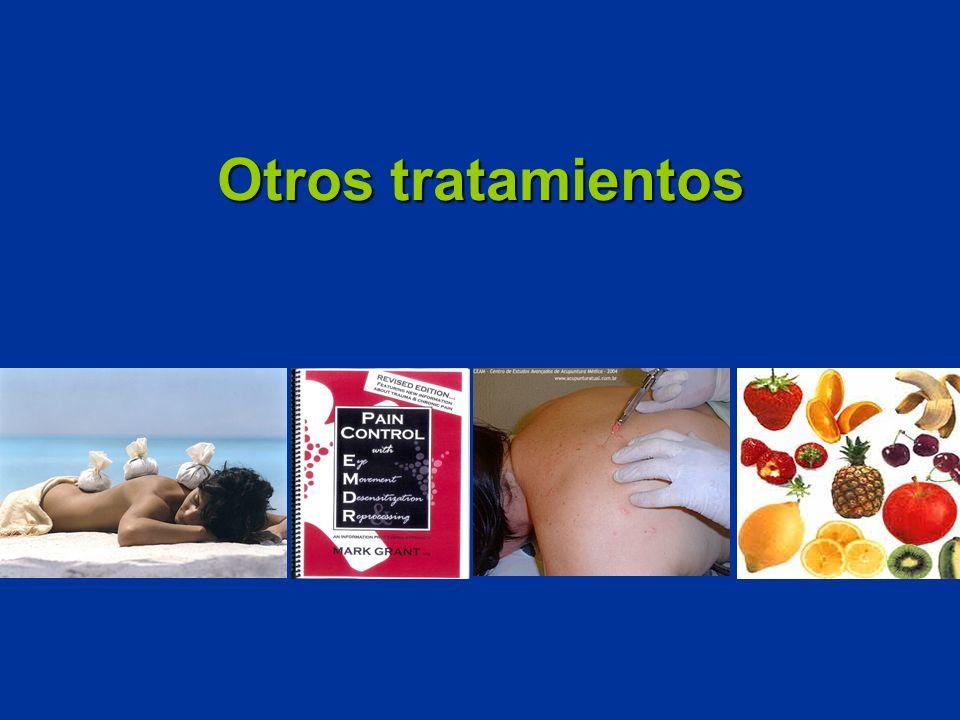Otros tratamientos
