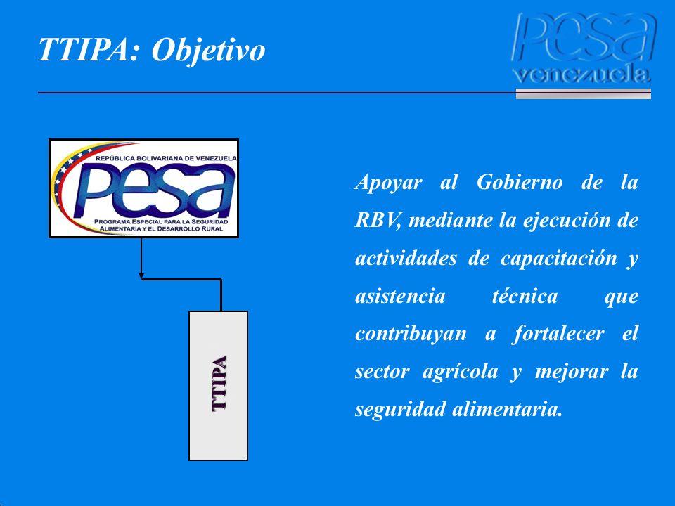 TTIPA: Objetivo TTIPA.