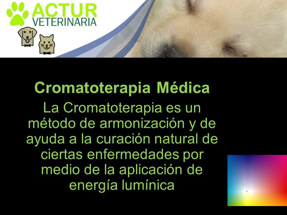 Cromatoterapia Médica
