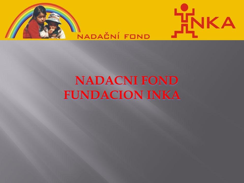 NADACNI FOND FUNDACION INKA