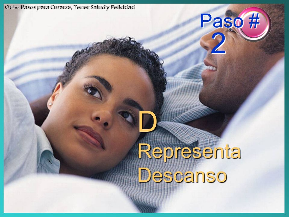 D Representa Descanso Paso # 2