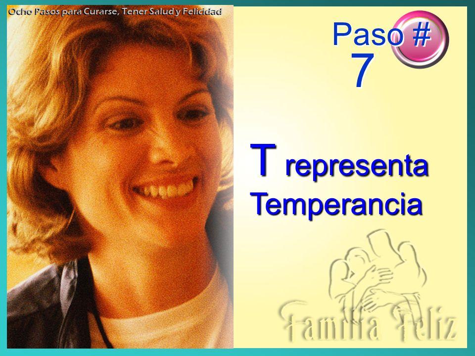 T representa Temperancia