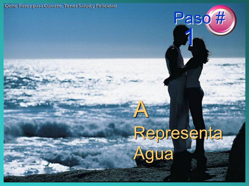 A Representa Agua Paso # 1