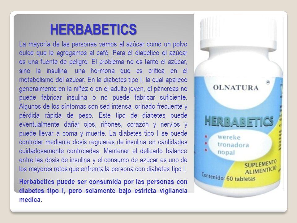 HERBABETICS