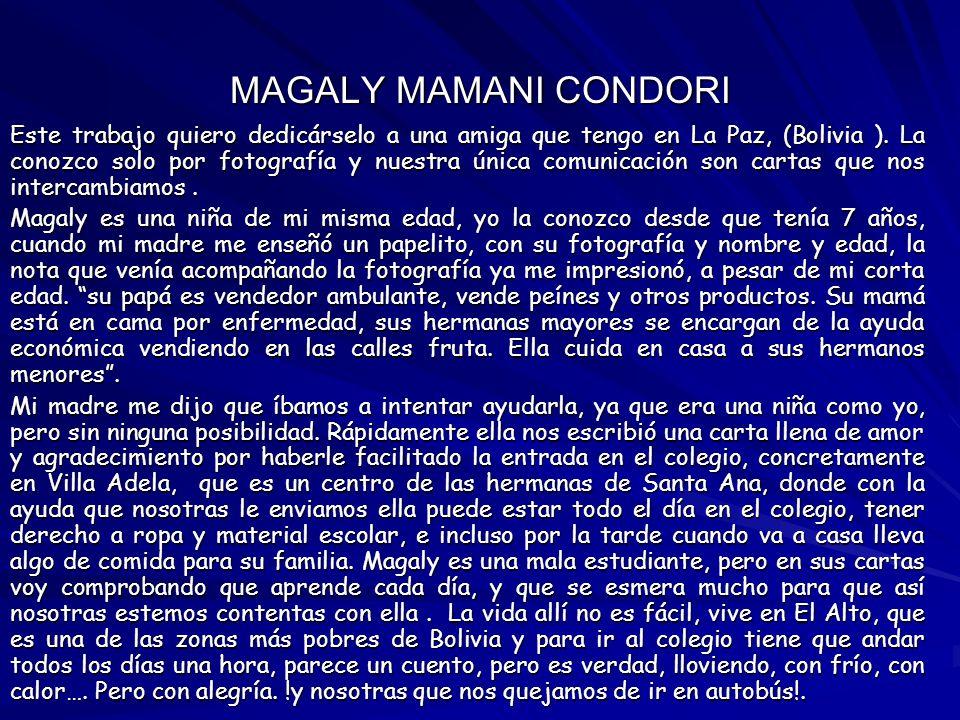 MAGALY MAMANI CONDORI