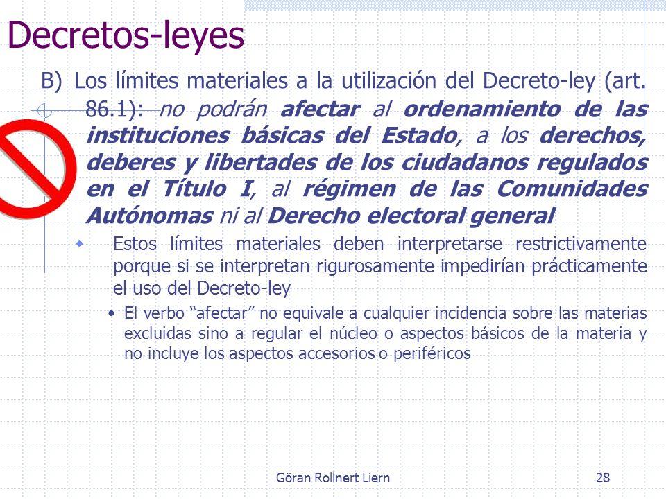 Decretos-leyes