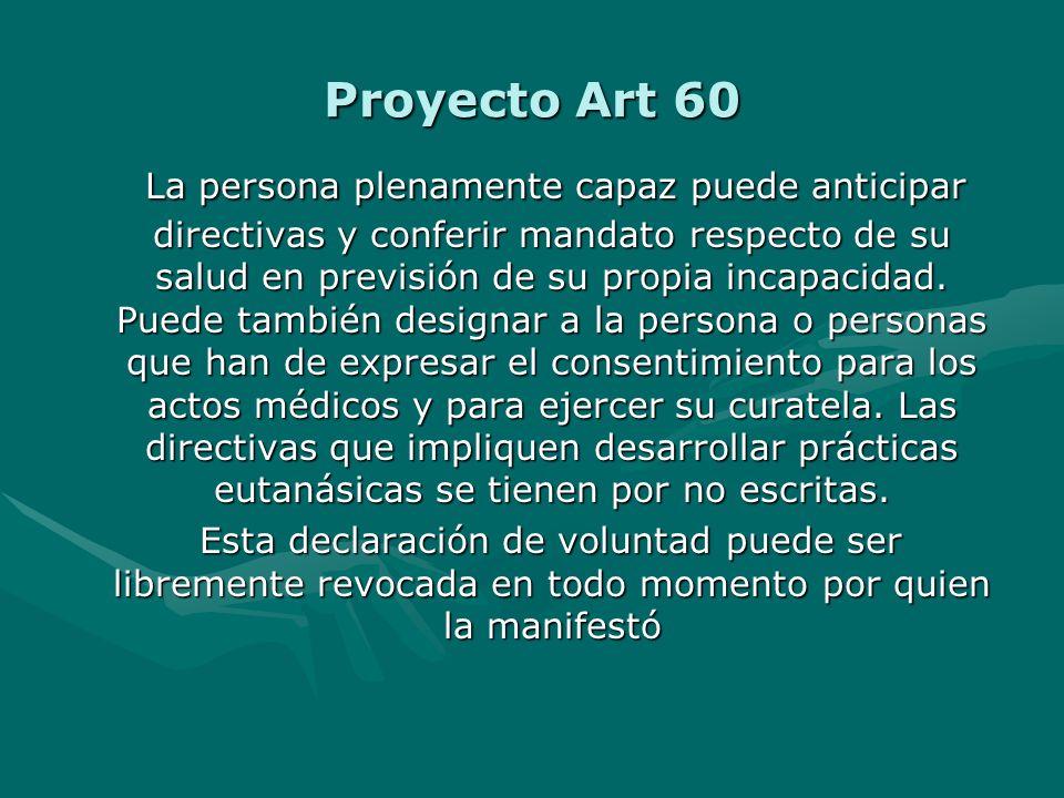 Proyecto Art 60