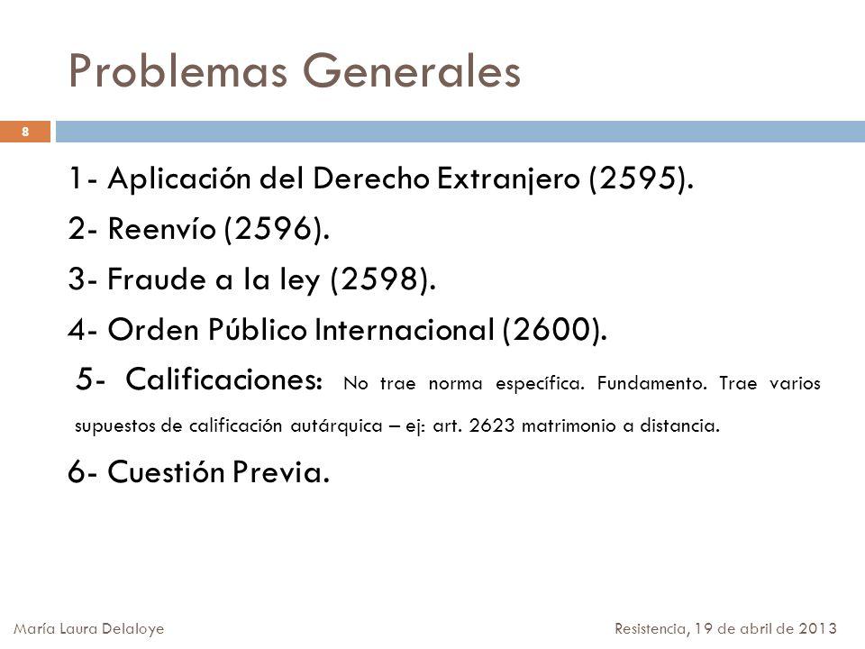 Problemas Generales