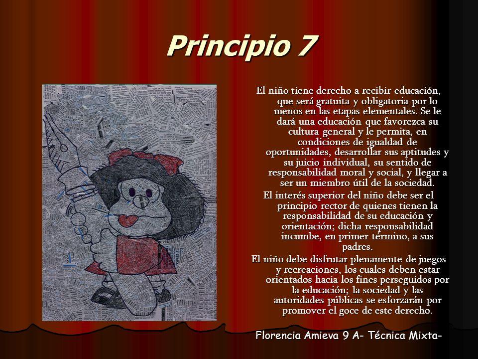 Florencia Amieva 9 A- Técnica Mixta-