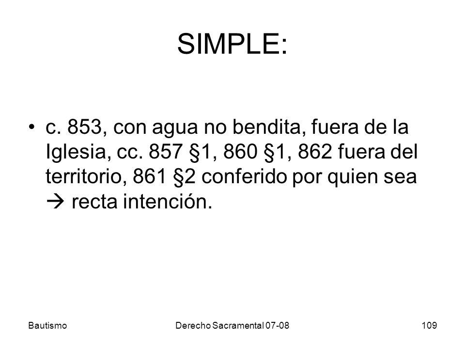 SIMPLE: