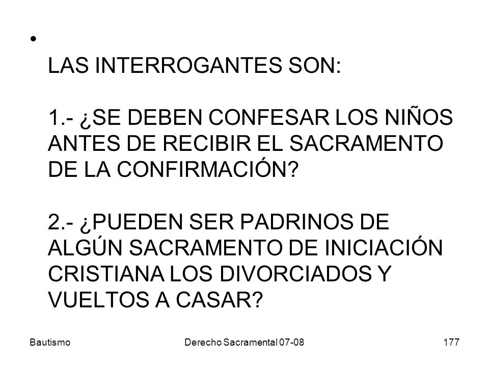 LAS INTERROGANTES SON: 1