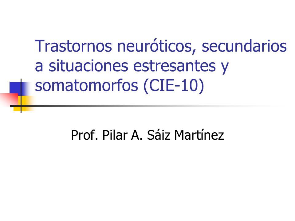 Prof. Pilar A. Sáiz Martínez