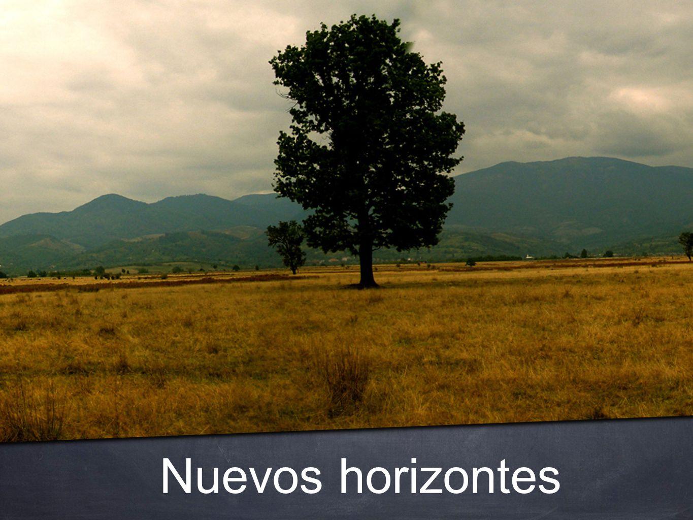 Nuevos horizontes