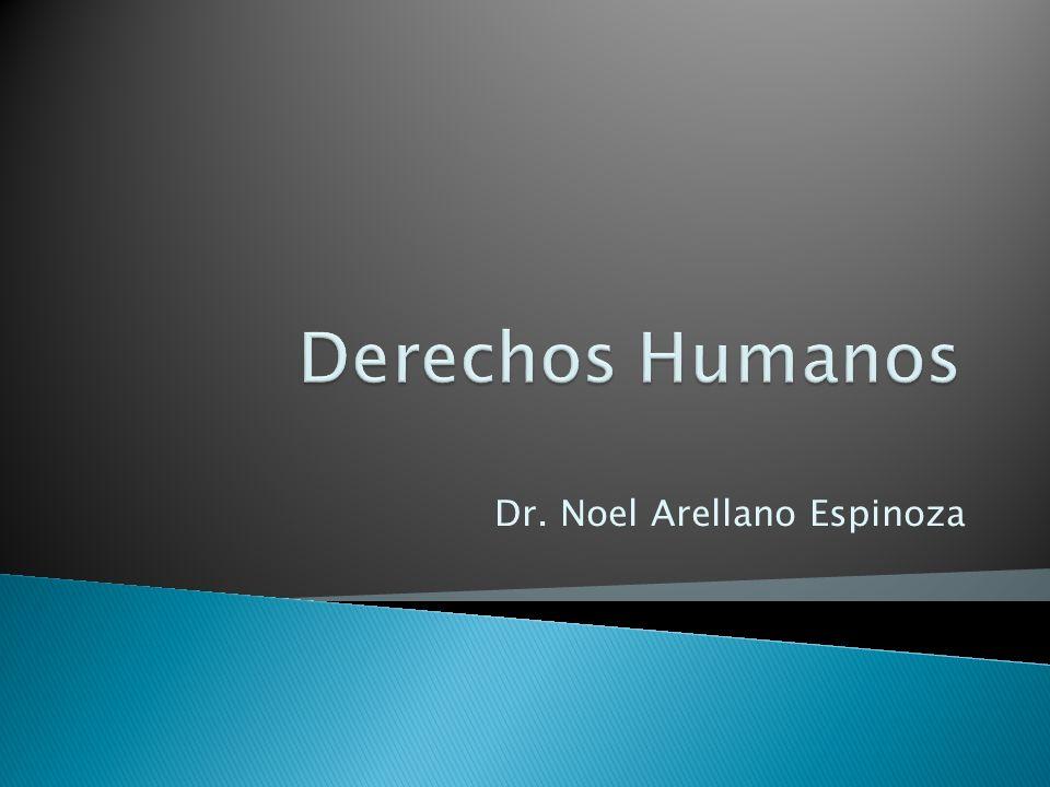 Dr. Noel Arellano Espinoza