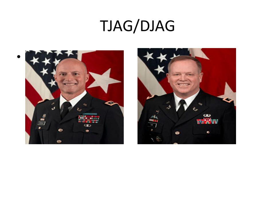 TJAG/DJAG