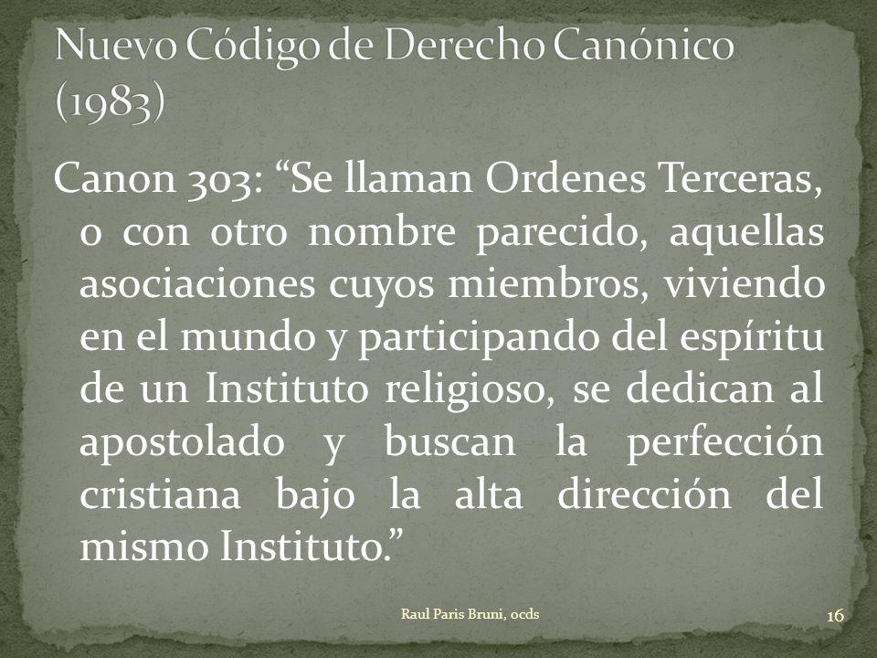 Nuevo Código de Derecho Canónico (1983)