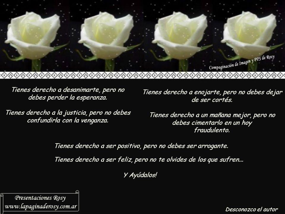 Presentaciones Rosy www.lapaginaderosy.com.ar