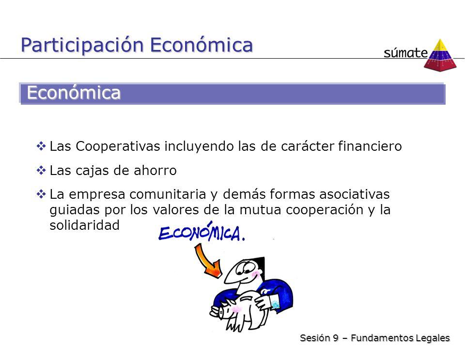 Participación Económica