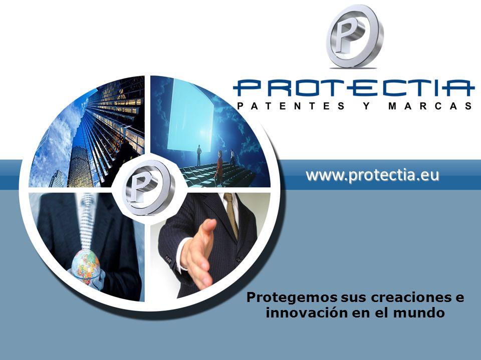 Protegemos sus creaciones e innovación en el mundo