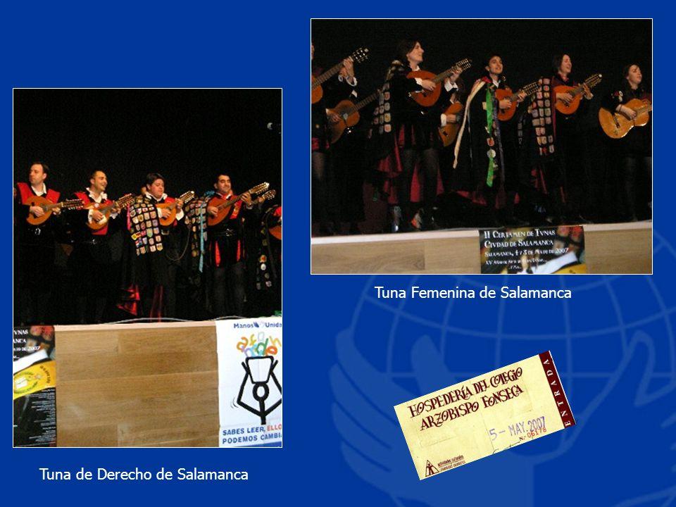 Tuna Femenina de Salamanca