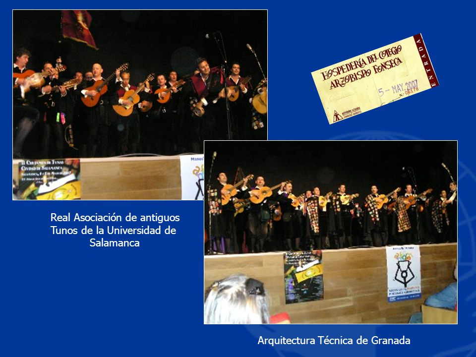 Arquitectura Técnica de Granada Real Asociación de antiguos