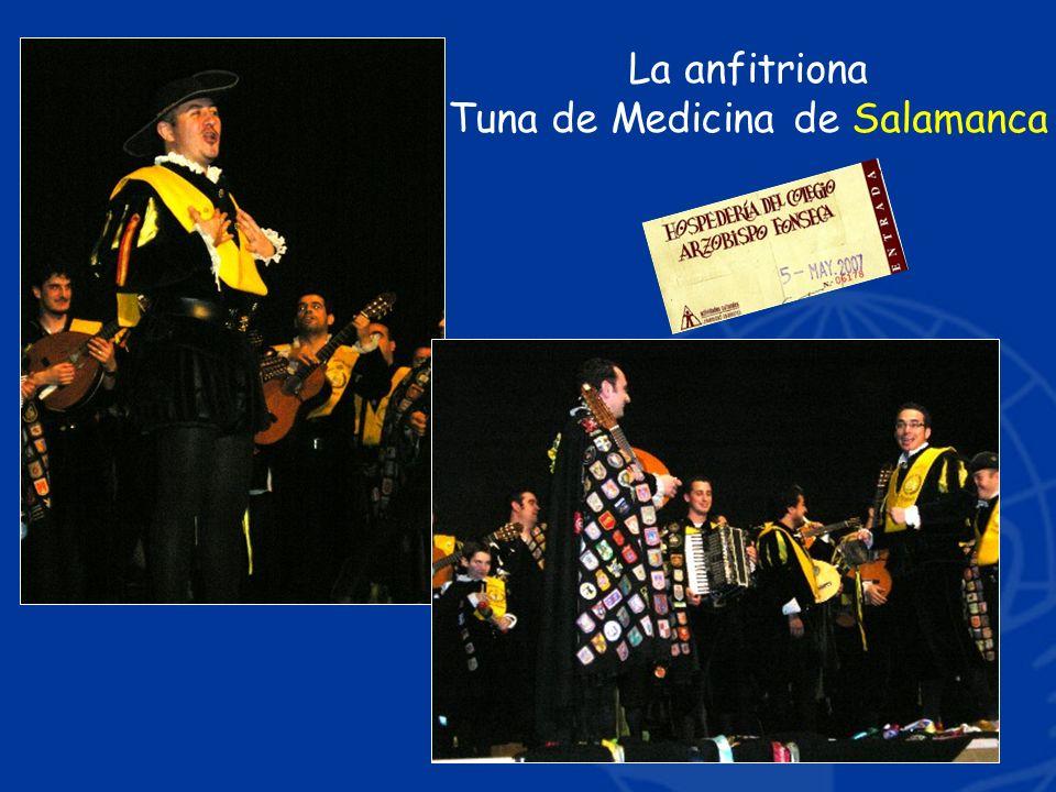 Tuna de Medicina de Salamanca