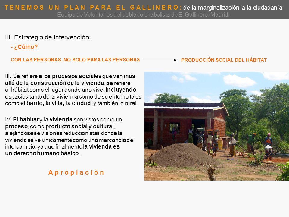 PRODUCCIÓN SOCIAL DEL HÁBITAT