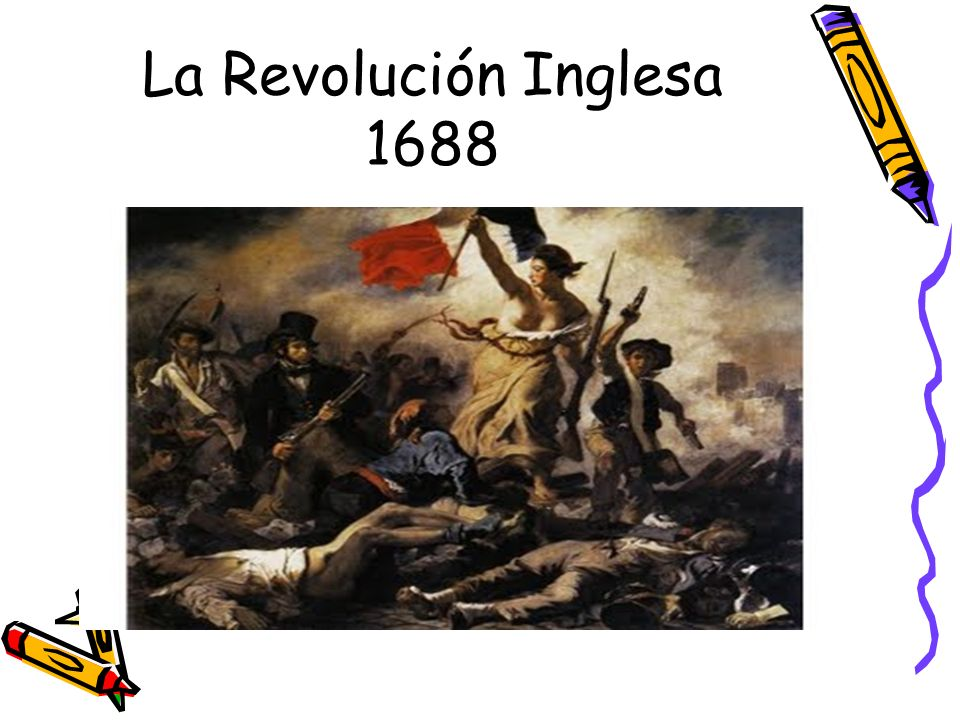 La Revolución Inglesa 1688