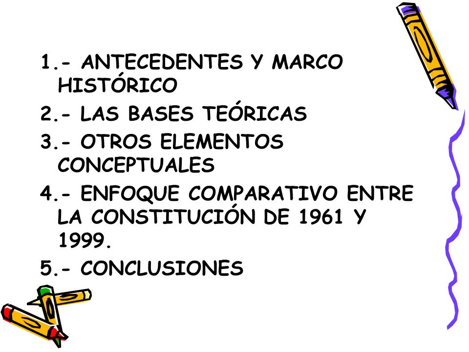 1.- ANTECEDENTES Y MARCO HISTÓRICO